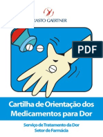 Cartilha Tratamento Dor ErastoGaertner