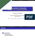 ICMM TGZielinski Acoustics.slides