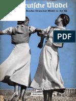 Das Deutsche Mädel - 1938 - Oktober