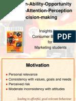 Consumer Behaviour - Lecture1 (1)