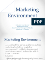 Marketing Environment (1)