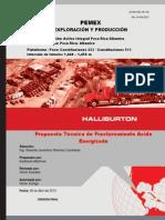 Propuesta Frac Acid Constituciones 511 Int 1440 - 1,456 m KTiA_V1