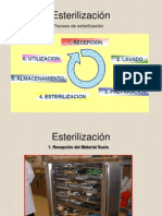 Esterilización parte 1