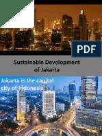 Sustainability City of Jakarta