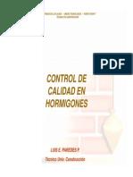 Presentacion_control de Calidad&NCh 164 [Modo de Compatibilidad]