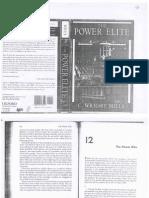 The Power Elite_Mills