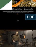 A Arte de Michael Cohn e Stone Molly - KM