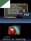 ethics in teaching pp skydrive