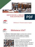 Servicio de Biblioteca_Estudiantes