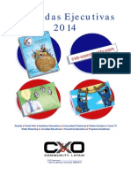 CXO Community - Media Kit 2014 - Jornada Mendoza