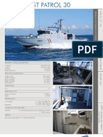Austal Patrol 30 231 to 236