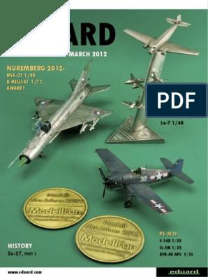 Eduard Brassin 1//48 Sukhoi Su-27 Wheels for Academy kit # 648053