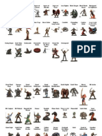 Steve's New D&D Minis, Revised