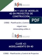 Clase n2 Aplicaci n y Uso de Modelos 4d en Proyectos