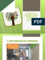Actividad 5-Informe Grupal Experiencia Economia Solidaria