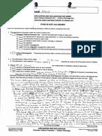 Detial Description of Problem From Prem Dutt