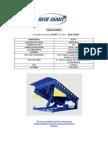 Ficha Tecnica Niv Mec 6'x8'3 - BLUE GIANT