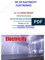 HISTORY of Electricity 14-03-2014