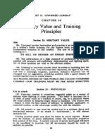 British Unarmed Combat (UAC) - Cold War Era 1950s