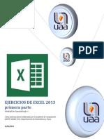 1 Ejercicios de Excel2013 Fundamentos y Formatoss