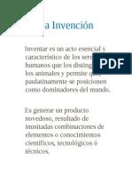 La Invencion 1