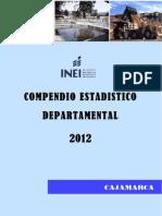 Compendio Departamental 2012