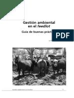 Gestion Ambiental en El Feedlot. Guia de Buenas Practicas