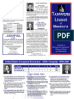 2001 Taxpayers League of Minnesota Scorecard