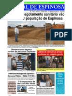 Jornal Espinosa - 15-04-2014