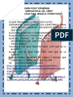 EFEMÉRIDE DEL DÍA INTERNACIONAL DEL LIBRO