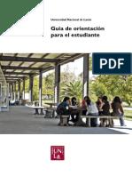 UNLa - Guia Del Estudiante