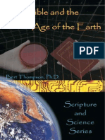 The Bible and the Age of the Earth