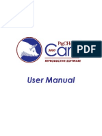 PigCHAMP Care 3000 Software Manual - English