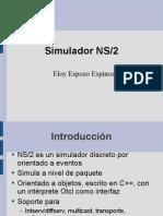 [CNSL Bolivia 2005]Simulador NS2