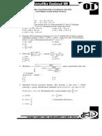 24232127 Soal Lomba Matematika Nasional UGM XIX 50 Besar