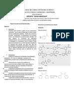 Reporte de ácido bencílico