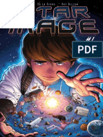 Star Mage #1 (of 6) Preview