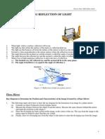 SPM Physics Form 4 Chapter 5 Light Notes