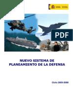 2. Nuevo Sistema de Planeamiento de Defensa Por Capacidades