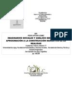 Imaginarios Sociales y Analisis Semiotico