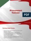 iprocurement testcase