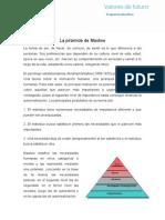 I12 Piramide de Maslow