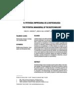 Lectura El Potencial Empresarial de La Biotecnologia