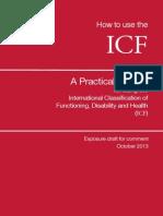 Draft Icf Practical Manual 2