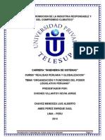 MONOGRAFIA_ORGANIZACIÓN_Y_FUNCIONES_DEL_PODER_LEGISLATIVO_PERUANO