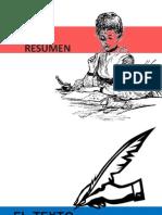 EL TEXTO Y EL RESUMEN.pptx