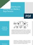 Redes de Distribución Industrial en Media y Baja