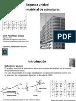 3 UNIDAD - Analisis Matricial de Estructuras