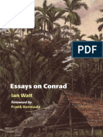 Watt, Ian - Essays on Conrad (Cambridge, 2000)