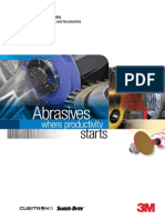 3M- Industrial Abrasives Catalogue